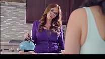 Milf fucks boy in shower by Brazzers preview image