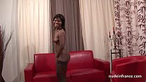 miya khalifa porn video, Hard anal casting pretty black slut in stocking facialized thumbnail
