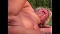 Oma anal ficken im freien Thumbnail