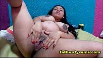 Ghetto Pregnant Latina wants Asshole Fucked - fatbootycams.com