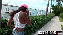 Mofos - Latina Sex Tapes - (Sierra Santos) - Hosing Down Her Sweet Tits preview image