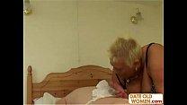 Bbw Old Whore Ridding