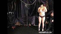 Tigers tit torment and extreme japanese bdsm movies of busty nipple punishments Vorschaubild