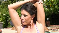 Shedoesanal - Poolside Anal Sex With Milf India Summer