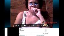 Madura Española Por Skype 2 pornhub video