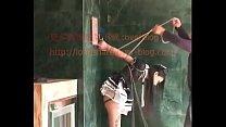 COSPLAY美女被诱至厕所拍摄捆绑鞭笞 在酒店绑架红衣大胸美女
