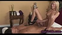 Amazing blonde porn thumbnail