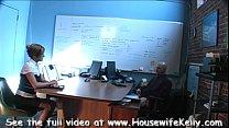 Faye Reagan Threesome - The Office Slut thumbnail