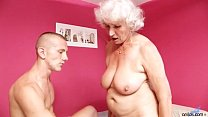 Old Mature Betty Fucks Young Cock pornhub video