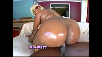 Oiled Big Black Asses