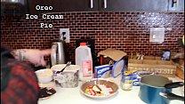 Zo's House Oreo Ice Cream Pie