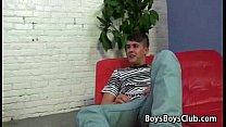 Blacks On Boys -Gay Bareback Interracial Fuck Movie 08