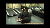 Miss Superdome sexy curvy BBW