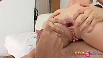 PervCity Oiled Anal Threesome image