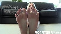 I Will Allow You To Play With My Feet