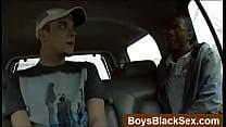 Blacks On Boys - Interracial Gay Porno movie15