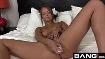 Liza Rowe Auditions for BANG! and gets a nut on her face preview image