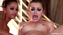Dani Daniels Hot Threesome