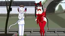 Neko/Catgirl Sex