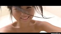 Busty Asian Maid Teen Takes Bath Thumbnail
