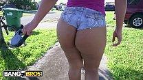 BANGBROS - Lina Rose Mroe's Big Ass Bouncing On Sean Lawless's Cock - 9Club.Top