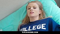 Download video bokep SisLovesMe - Big Brother Cock For Tiny Blonde S... 3gp terbaru