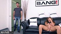 BANG Casting - Charlotte Cross gaping asshole & face fucking