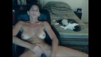Sofia milf dildo webcam