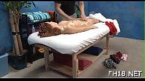 Watch those girls get drilled hard by their massage therapist Vorschaubild