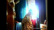 Amateur couples fucking very hard in bedroom