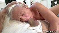 Old woman still needs big dick