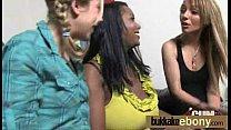 Group sex interracial gangbang 12
