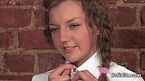Defloration of fervid teenie narrowed vulva and pleasuring video
