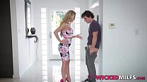 Bad Step-Mom Cherie Deville & Daughter Karter F... Thumbnail
