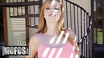 Pervs on Patrol - (Dolly Leigh) - Window Watcher Gets His Wish - MOFOS