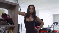 PervMoM3X   Stepmom Crystal Rush Exposes Her In