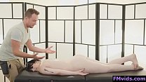 Busty hot brunette Amilia Onyx fucked by masseur