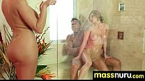 Japanese Masseuse Gives a Full Service Massage 30 pornhub video