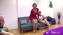 Venezuelan Playboy girl fisting Spanish curvy b...