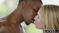 BLACKED Two BBC and a Pretty Blonde Teen Dakota James Preview