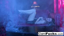 Image: Sexy Dani Daniels gets down and dirty with her Count Dracula