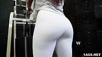 Booty Keisha Grey Gets Fucked At The Gym thumbnail