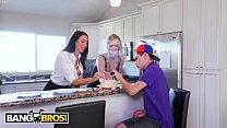 BANGBROS - Juan El Caballo Loco Gets Hot MILF Reagan Foxx For His Birthday - 9Club.Top