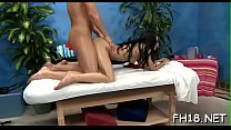 Erotic oil massage's Thumb