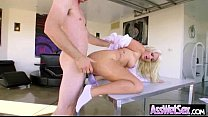 Slut Girl (layla price) With Big Curvy Ass Get Hard Anal Nailed clip-19
