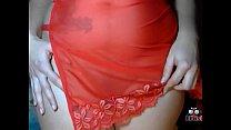 Chica muy morbosa con picardias rojo