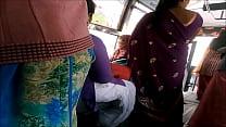 Big Back Aunty in bus more visit indianvoyeur.ml thumb