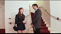 Scarlett Faye spanked for being late image