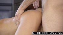 NubileFilms - Sensual & Intense Cock Ride With Megan Rain صورة