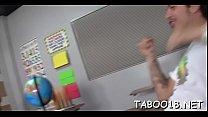 Astounding teen has impressive wild ramrod pleasing skills's Thumb